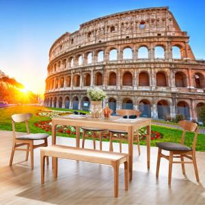Fototapet Colosseum Roma, Italia RIT95