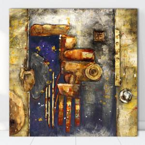 Tablou Canvas Decorativ Abstract CTB32