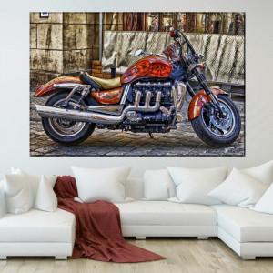 Tablou Canvas Motocicleta ADC23
