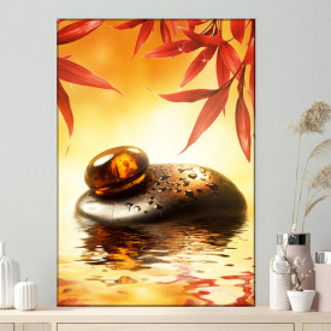 Tablou Canvas Piatra Terapeutica MSP46