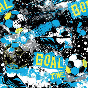 Fototapet Camere Copii, Tematica Fotbal S149