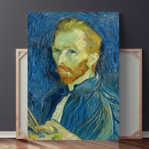 Tablou Van Gogh - Autoportret VVG4