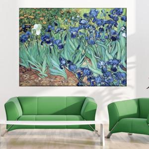 Tablou Van Gogh Irisi