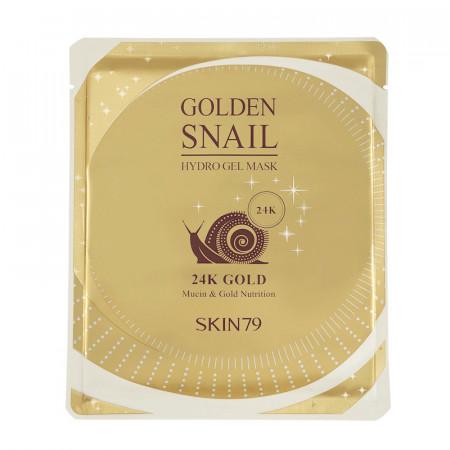 Snail Mască plic profesională antirid Snail Nutrition Mask SKIN79 pe baza de extract de secretie de melc