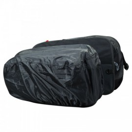 Poze NORDCAP - GENTI LATERALE CARGO II - BLACK/RED