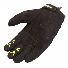 Poze FOVOS - MANUSI MX RIDER - YELLOW/BLACK