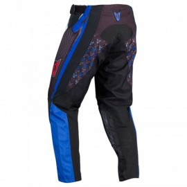 Poze FOVOS - PANTALONI MX ATLAS - BLACK/BLUE