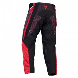 Poze FOVOS - PANTALONI MX ATLAS - BLACK/RED