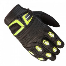 FOVOS - MANUSI MX RIDER - YELLOW/BLACK