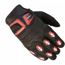 FOVOS - MANUSI MX RIDER - RED/BLACK/WHITE