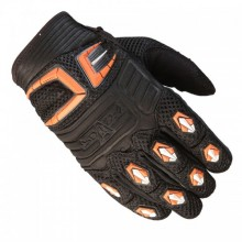 FOVOS - MANUSI MX RIDER - ORANGE/BLACK