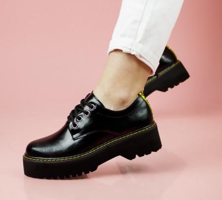 Pantofi dama negri cod:TR110