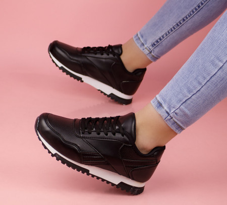 Pantofi sport negri cod :RK2