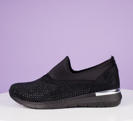 Pantofi dama negri cod:K16