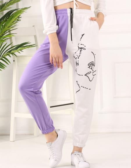 Pantaloni din bumbac cod:PT14