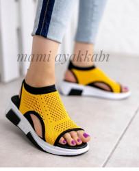 Sandale dama mustar COD:M221