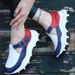 Pantofi dama cu platforma cod:TM01