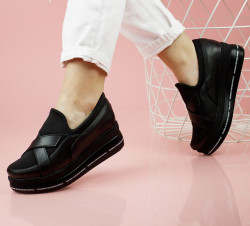 Pantofi dama negri cod:TR174