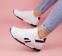 Pantofi sport albi cod:RK1