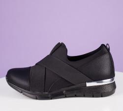 Pantofi dama negri cod:K14