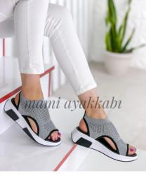 Sandale dama gri COD:G221