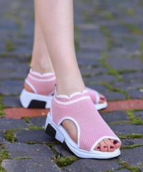 Sandale dama roz COD:K321R