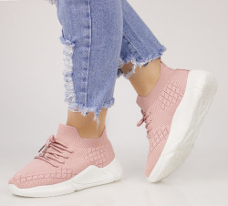 Pantofi dama roz COD:LT197