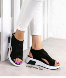 Sandale dama negre COD:N221