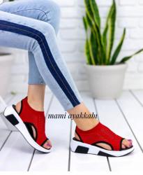 Sandale dama rosii COD:RO221