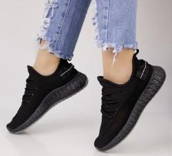 Pantofi dama negrii COD:AB5667
