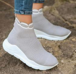 Pantofi sport gri COD:991G