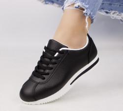 Pantofi dama negrii COD:221N