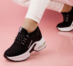 Pantofi dama negri cod:TR4000