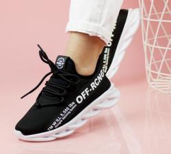 Pantofi sport negri cod:AD11