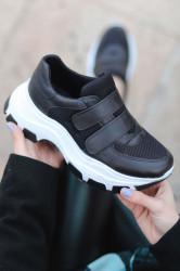 Pantofi sport negri cod:K22N