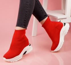 Pantofi sport rosii COD:5818R