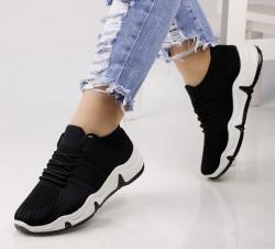 Pantofi dama negrii COD:MM67