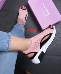 Sandale dama roz COD:R221