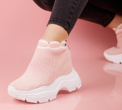 Pantofi dama negrii COD:K18R
