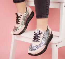 Pantofi dama roz COD:LV55R