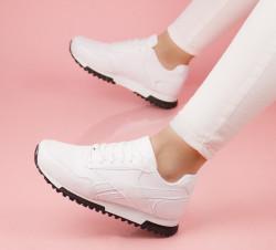 Pantofi sport albi:RK5