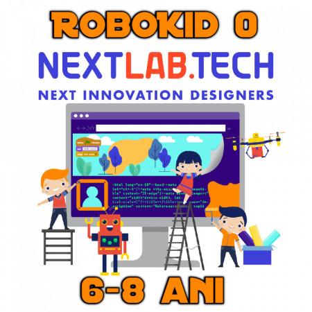Plan educațional ROBOKID 0F pentru începatori și robot Sphero-mini