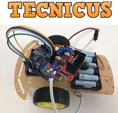 Robot TECNICUS mediu-avansați(fără plan educațional)