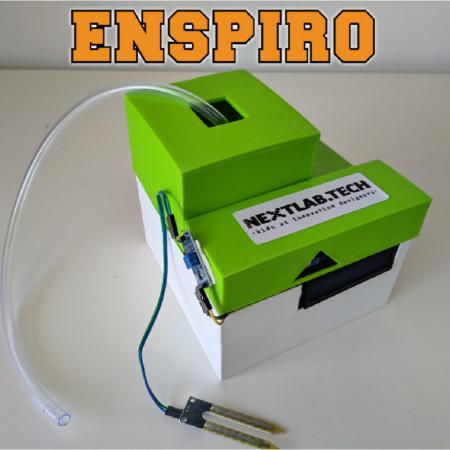 Robot ENSPIRO avansați(fără plan educațional)