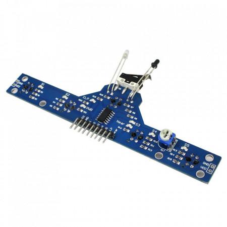 Senzor de linie pentru robotul Tecnicus