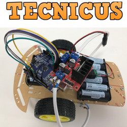 Robot TECNICUS cu plan educațional ROBOKID - avansați