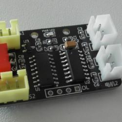 Modulul drive adaptat pentru robotelul Miro