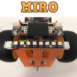 Robot MIRO cu plan educațional ROBOKID - începatori