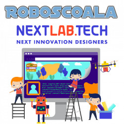 Set ROBOSCOALA START cu tehnologie nextlab.tech