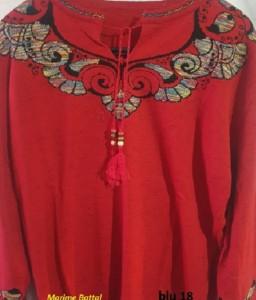 Bluze traditionale dama